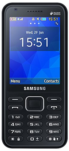 Samsung Metro XL (SM-B355E, Black)