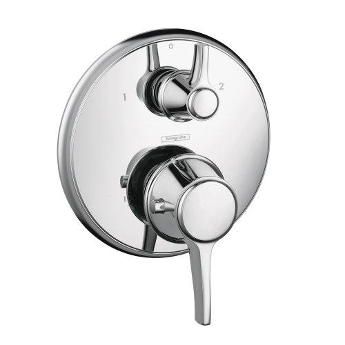Hansgrohe 15752001Metris C 2-handle valvola termostatica Trim