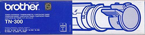 8000 Neue Kompatible Laser Toner (Toner Brother TN-300–Laser-Tonerkartusche für Laser-Drucker, Schwarz))
