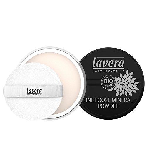 LAVERA Fine Loose Mineral Powder-Transparent 8 g Puder