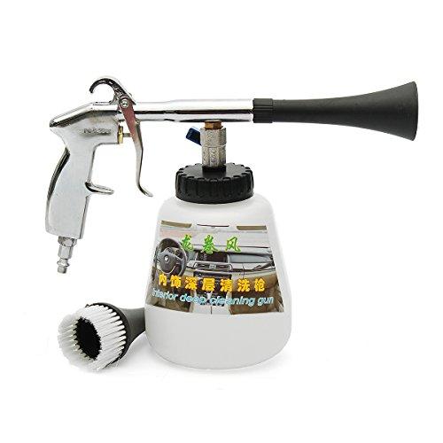 Preisvergleich Produktbild Leeminus Luftimpuls-Hochdruckpistole,  Auto-Reinigungsgerät,  für Innen- und Außenflächen