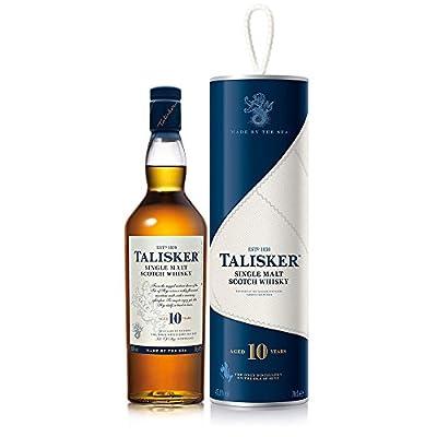 Talisker 10 Tin Pack 70cl 45.8% ABV