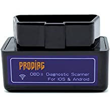 PRODIAGMini WiFi OBD2 EOBD Scanner Scan Tool Adapter Check Engine Licht Diagnostic Trouble Code Reader für iOS iPhone iPad und Android