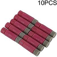 Lovelysunshiny 10 unids Posi-Toque los Conectores 20-22 Calibre los Conectores de Alambre del Cable eléctrico
