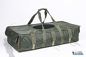 DD de Tackle Deluxe à carpes Carp Cradle 95x 55x 25Soft Mat incl. PVC + Sac