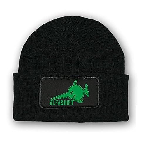 * Bonnet/beenie–Alfa T-shirt poisson _ UBoot 96Scie U Bateau Allemagne