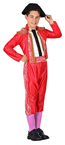 Atosa–2204–Kostüm–Torero–Jungen–Größe (Torero Kostüm)