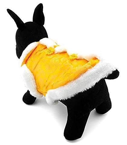 Zunea Pet Vêtements Vêtements pour chiens de petite taille Chat