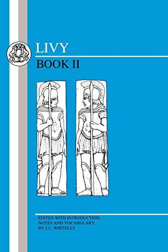 Livy: Book II (Latin Texts)