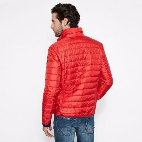 Timberland MILFORD LW QUILTED J MARS RED  MAN   Size  XXL