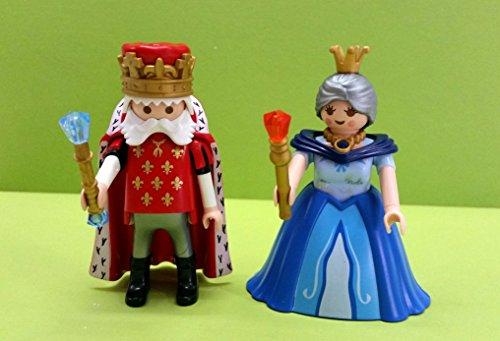 Playmobil 6378 - Königin und König (Folienverpackung)