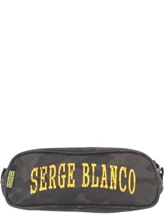 Serge Blanco - Trousse en toile Serge Blanco ref_tnt34982-681-kaki