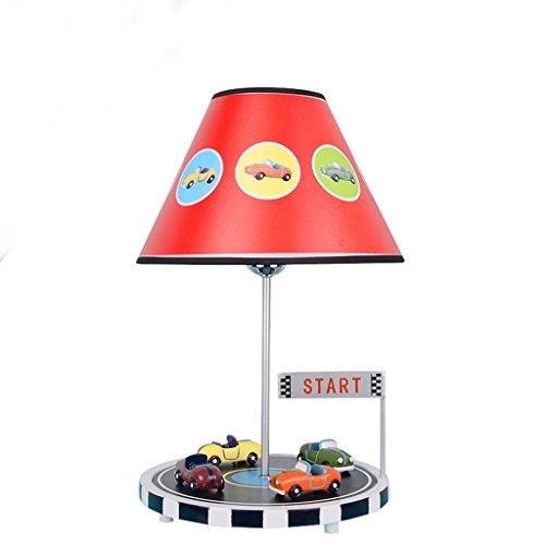 * GB @ - créative chambre Voyage chevet chambre de dessin animé témoin personnalité de la lampe pastorale automatique de mode pour les enfants