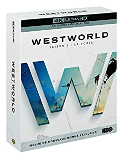 Westworld - Saison 2 - Edition Limitée Blu-Ray 4K - HBO [4K Ultra HD + Blu-ray] (B07DY289WC) | Amazon price tracker / tracking, Amazon price history charts, Amazon price watches, Amazon price drop alerts