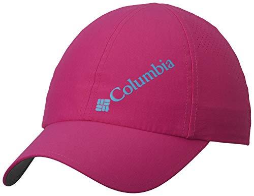 Columbia Silver Ridge III Ball Cap Schirmmütze, Rosa (Haute Pink), Einheitsgröße -