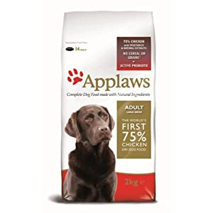 Applaws Adult Dog Food Chicken Large Breed by Monster Pet Supplies