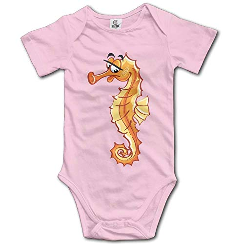 Hippo Jumpsuit Kostüm Baby - TKMSH Unisex Baby's Climbing Clothes Set A Hippo Campus Bodysuits Romper Short Sleeved Light Onesies for 0-24 Months