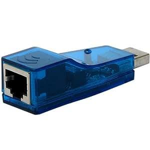 Daffodil LAN01 Adaptateur USB LAN Ethernet RJ-45