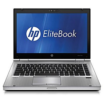 HP Elitebook 8460P 14 1  LED High Performance business class laptop weighs just 2 4Kgs with Windows 7 Professional and built in webcam  INTEL HD graph