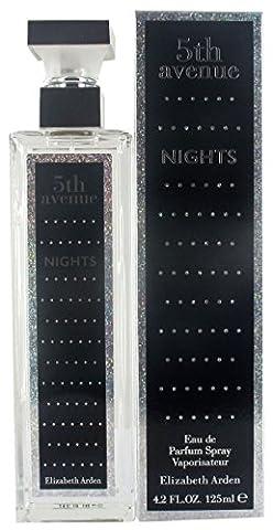 Elizabeth Arden 5th Avenue Nights Mesdames 125ml Eau de Parfum Parfum Pour Femme Avec Sac Cadeau