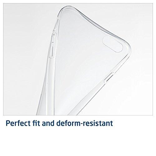 Case iPhone 6 Plus, ESR the Beat-Custodia protettiva antiurto, resistente ai graffi, perfetto []-Cover posteriore rigida trasparente con 13,97 (5,5) cm, motivo a pois, per iPhone 6 Plus (a pois), col 6P-Color_0