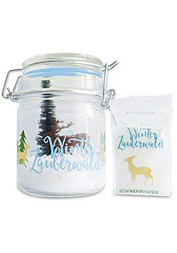 Preisvergleich Produktbild Winter Zauberwald Kit