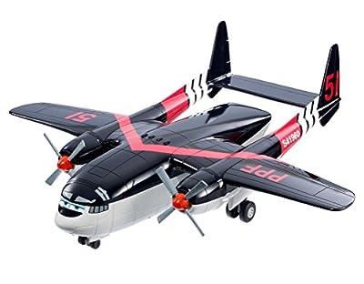 Mattel Fisher-Price Disney Planes 2 BFM27 - Cabbie Transportflugzeug, circa 40 cm lang von Mattel