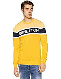 6175725e4a4 United Colors of Benetton Men s Sweaters Online  Buy United Colors ...