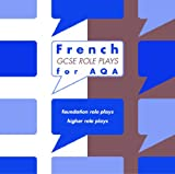 French GCSE Role Plays for AQA Audio CD