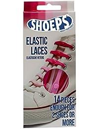 Shoeps Premiers Pas Lacets Chaussures Mélange Rose