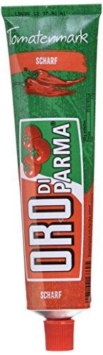 ORO di Parma Tomatenmark Scharf, 15er Pack (15 x 200 g Tube)
