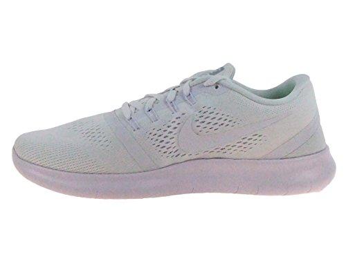 Nike Herren Free Rn Gymnastik, Grün Elfenbein (Bianco)