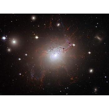 SPACE STARS NEBULA GALAXY UNIVERSE HUBBLE COSMOS POSTER ART PRINT LV11136