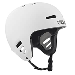 TSG Casque Dawn Solid Color, White, S/M, 750072