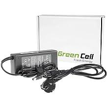 Green Cell® Toshiba ADP-60FB Cargador Notebook CA Adaptador para Toshiba Ordenador (Salida: 15V 5A 75W, Dimensiones de la clavija: 6.3-3.0mm) Laptop Cable de Alimentación para PC Portátil