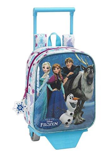 Safta 077072 Frozen Mochila Infantil, Color Azul
