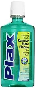 Plax Plaque Loosening Rinse Advanced Formula, Soft Mint Flavor by Plax