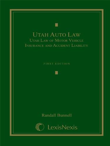 Utah Auto Law