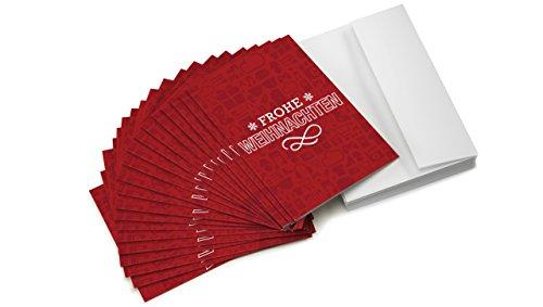 Amazon.de Grußkarte mit Geschenkgutschein - 20 Karten zu je 40 EUR (Weihnachten)