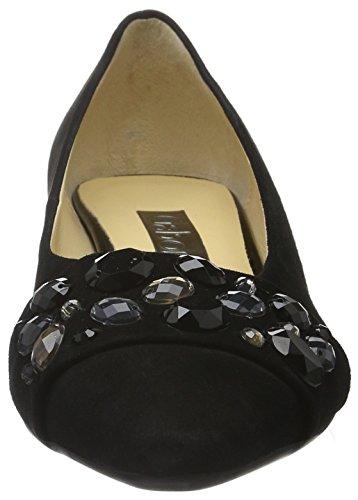 Gabor Shoes 55.130 Damen Geschlossene pumps Schwarz (Schwarz (graphit) 10)