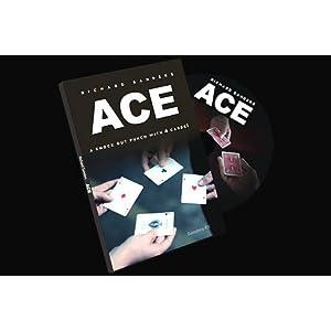 ACE (Gimmick + DVD) – Richard Sanders