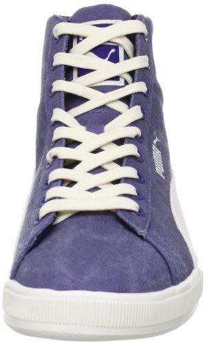 Puma Archive Lite Mid WashedCanvas RT 355894 Unisex-Erwachsene Sneaker Blau (twilight blue-whisper white 03)
