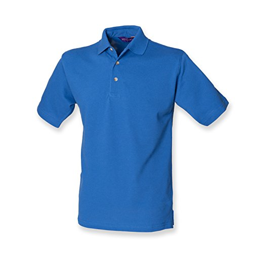 415fgfi%2BQmL BEST BUY UK #1Henbury classic polo shirt in royal M price Reviews uk