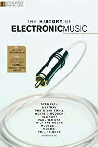 Various Artists - The History Of Electronic Music [2 DVDs]