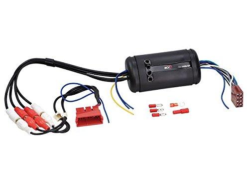 ACV 1335-04 Vollaktivsystemadapter für Audi (4-Kanal)