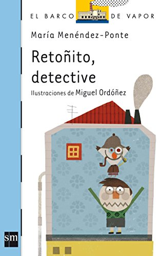 Retoñito, detective por María Menéndez-Ponte Cruzat