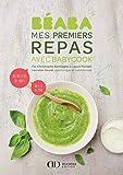 BÉABA Livre de recettes bébé Mes Premiers Repas avec Babycook