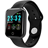 OPTA SB-168 Bluetooth Fitness Watch with All Day Heart Rate and Activity Tracking for Android & iOS