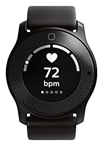 Philips Bluetooth Health & Activity Watch with Heart Rate Monitor – for iOS & Android