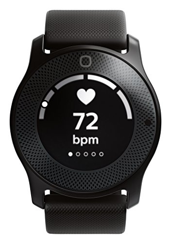 Price comparison product image Philips Bluetooth Health & Activity Watch with Heart Rate Monitor – for iOS & Android